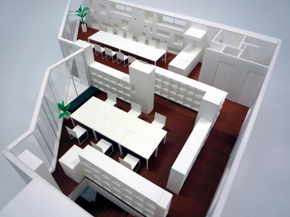 東村山市オフィス改装計画 (1)