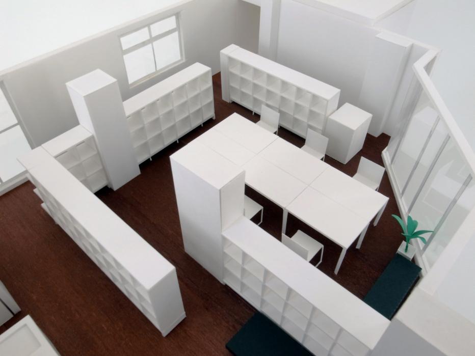 東村山市オフィス改装計画 (4)