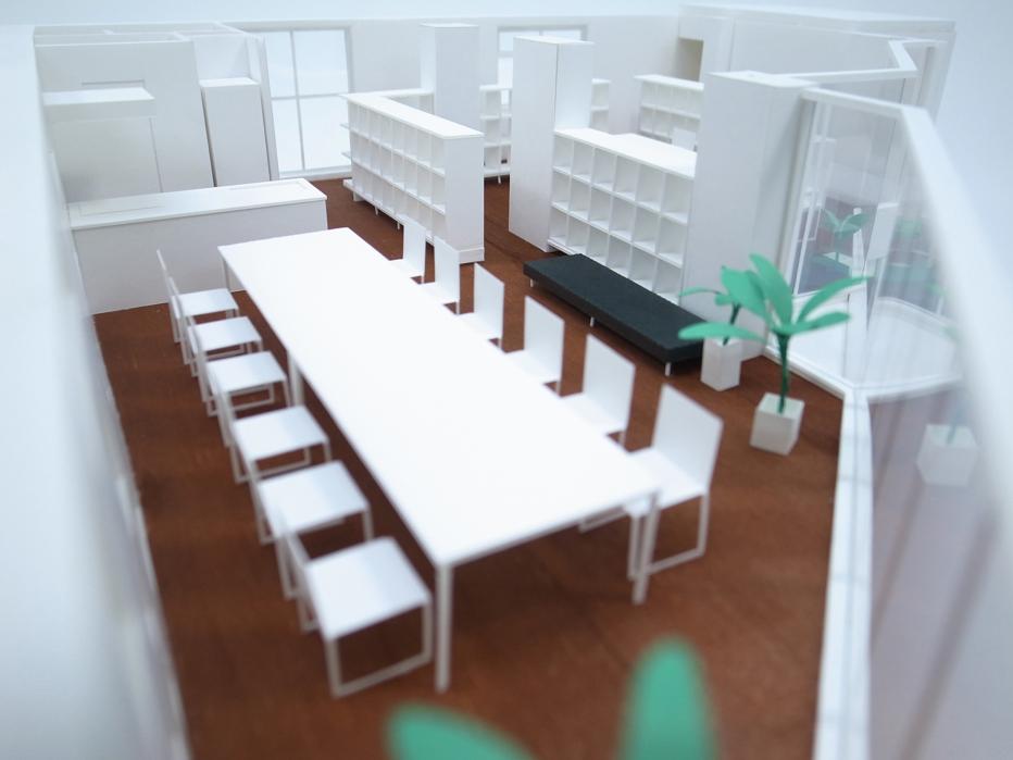 東村山市オフィス改装計画 (3)