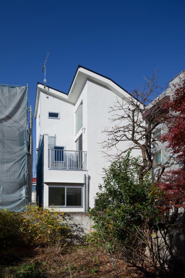 白銀の家 (1)