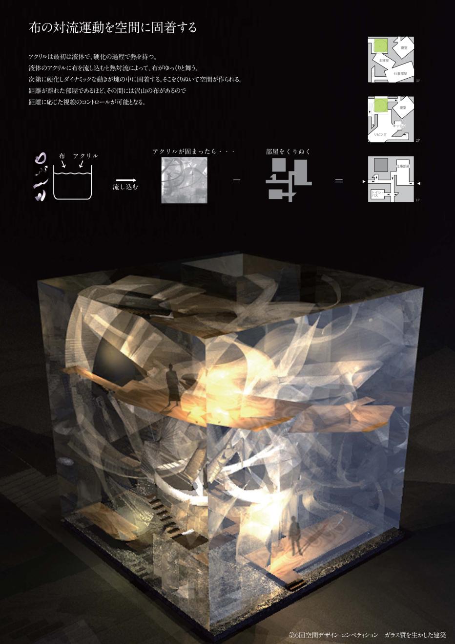 第6回空間デザイン