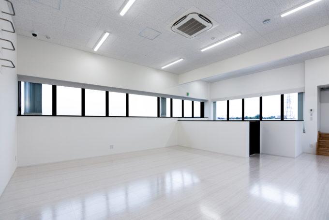 AKIM 3階のフリースペース